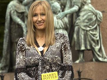 Джоан Роулинг приехала в Данию за наградой