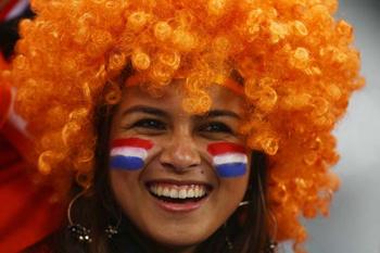 Нидерланды - в финале!