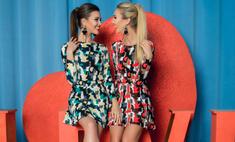 Бузова с сестрой представили новую коллекцию платьев