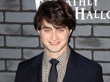 Дэниел Рэдклифф (Daniel Radcliffe) на время приедет в Лондон