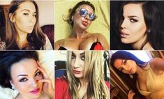 Тысячи лайков: самые сексуальные селфи казанских девушек