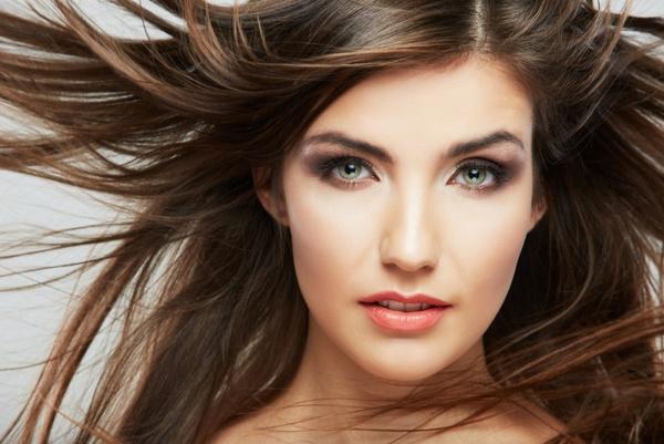 Как вернуть естественный цвет волос