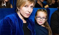 Яна Чурикова впервые показала дочку