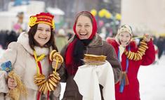 Все места для масленичных гуляний в Казани