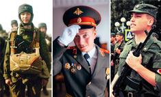 Настоящие мужчины: армейские байки и фотографии от воронежских солдат