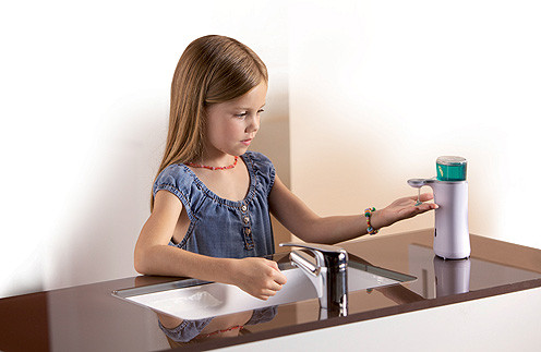 Как правильно мыть руки