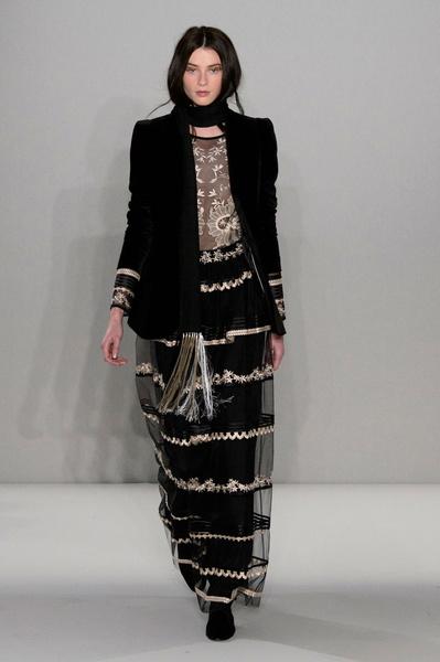 Неделя моды в Лондоне: 22 февраля   галерея [2] фото [14]