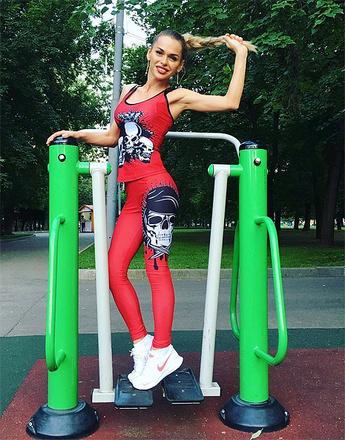 Анна Хилькевич, актриса, фото