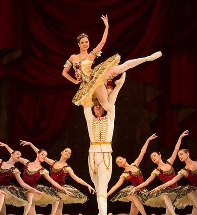 Екатерина Сапогова, балерина, фото