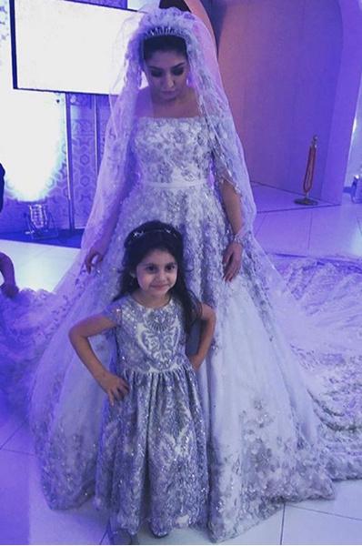Мадина Шокирова: свадебное платье за 40 миллионов