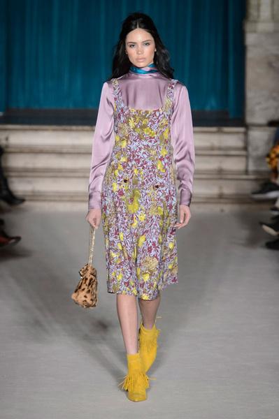 Неделя моды в Лондоне: 22 февраля   галерея [3] фото [13]