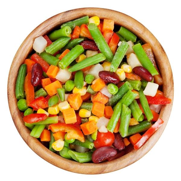 Овощи и фрукты максимально необходимы во время поста