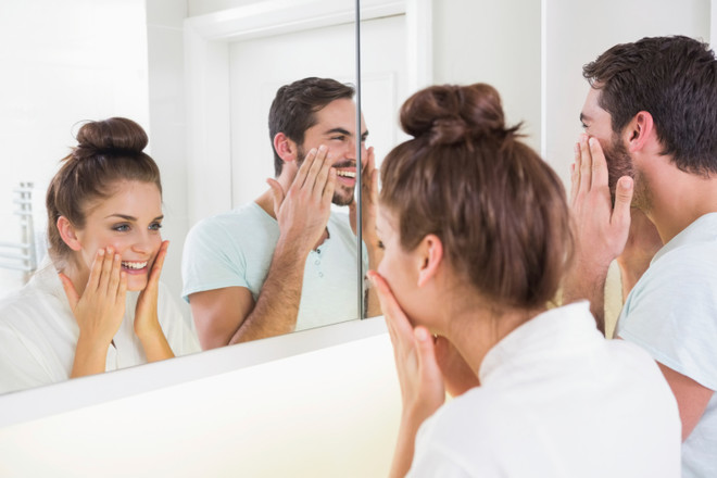 Прочь условности: подбираем косметику для двоих
