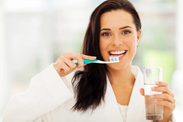 Зубная паста без фтора
