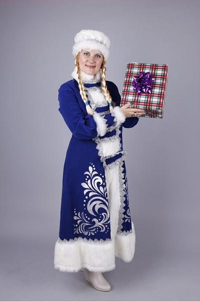 Дед Мороз и Снегурочка в Ростове: вызвать на дом