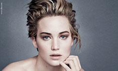Дженнифер Лоуренс примерила для Dior образ андрогина