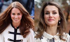 Война принцесс: Кейт Миддлтон против Летиции