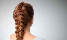 Красивая коса в косе: пошаговый мастер-класс