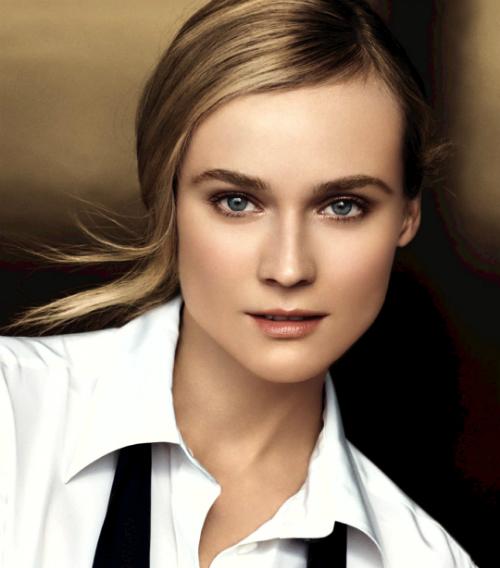 Диана Крюгер для Chanel