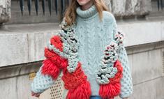 Зима близко: теплые платья на любой бюджет