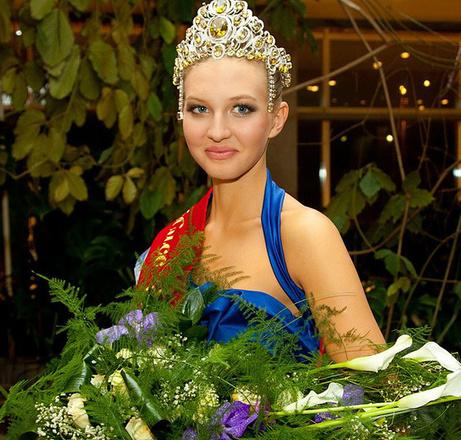 Нина Савельева, «Мисс Екатеринбург-2010»
