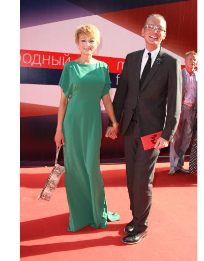 Дарья Повереннова и Андрей Руденский