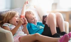 Внезапно: детям полезно играть на мобильнике