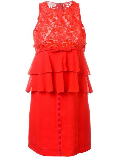 Красные платья | галерея [1] фото [8]