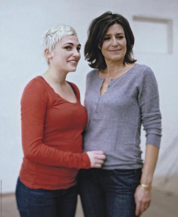 Похоже, «лишние» килограммы дочери больше тяготят ее мать Софью, нежели саму 22-летнюю Лию.