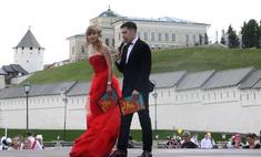 Последний звонок в Казани: 5500 выпускников и селфи Аллы Михеевой
