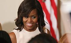 Мишель Обама стала чемпионкой по «обнимашкам»