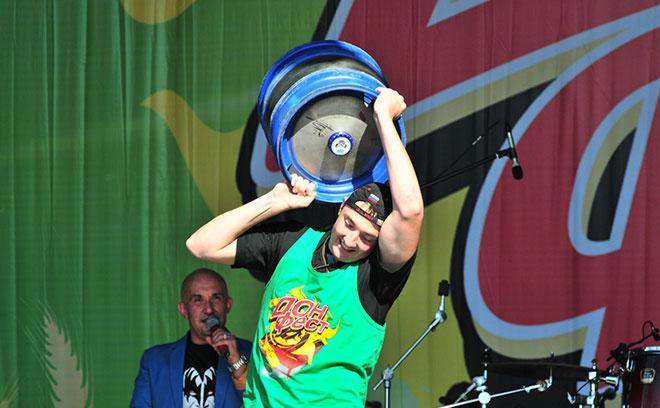 фестиваль шашлыка в Ростове 30 августа