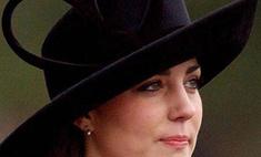 Кейт Миддлтон посетила могилу принцессы Дианы
