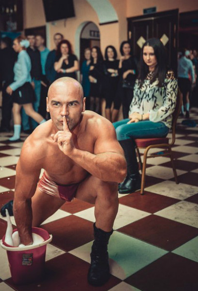 Дмитрий Кравченко, фитнес-инструкторы Тулы