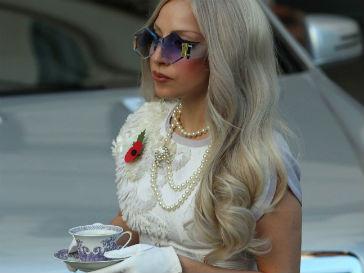 Леди ГаГа (Lady GaGa) не хочет быть похожей на Мадонну