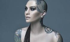 Все татуировки Наргиз: певица разделась для поклонников