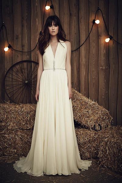 Лучшие коллекции Недели свадебной моды   галерея [6] фото [3]