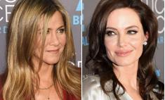 Они сошлись: Джоли и Энистон столкнулись впервые за 10 лет