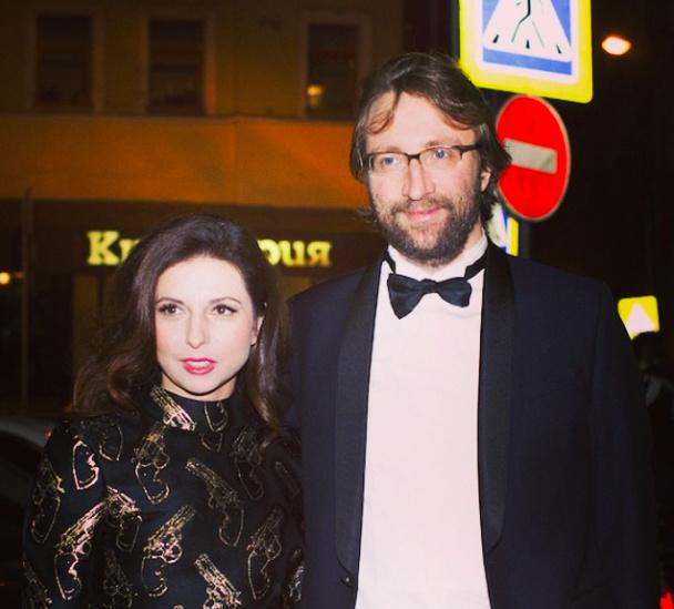 Алиса Хазанова и Александр Шохин фото