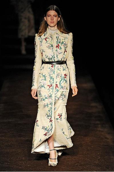 Неделя моды в Лондоне: день четвертый | галерея [2] фото [8]
