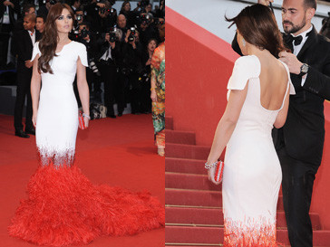 """Шерил Коул (Cheryl Cole) на премьере фильма """"Любовь"""" на Каннском фестивале - 2012"""