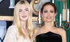 Стиль звезд: Анджелина Джоли и Элль Фаннинг в Токио