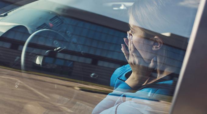 «За рулем меня охватывает паника»