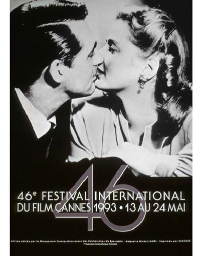 Постер Каннского кинофестиваля-1993