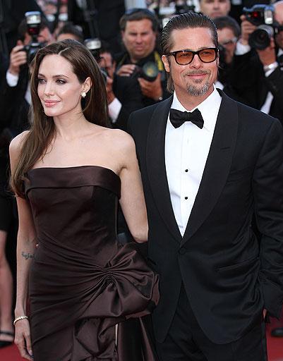 Брэд Питт (Bred Pitt) и Анджелина Джоли (Angelina Jolie)