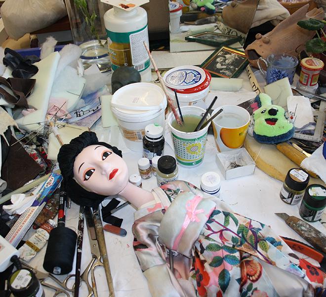 театр, мастерская, кукольный театр, кукла, афиша Омска