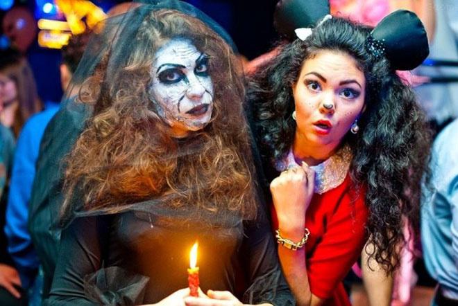 Куда пойти на Хеллоуин в Ростове, когда хэллоуин в 2015