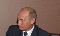 Владимир Путин стал политиком года