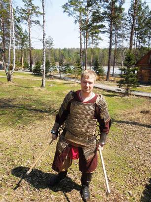 самые настоящие рыцари Иркутска