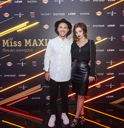Уфимка Ульяна Тригубчак получила спецприз Miss MAXIM